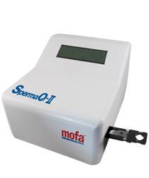 SpermaQ-II fotometer voor honden