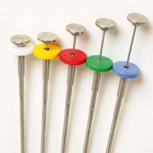 Pistolette kombicolor in verschillende kleuren