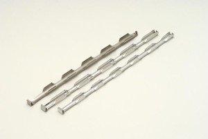 Ampulhouder (290x10mm) aluminium